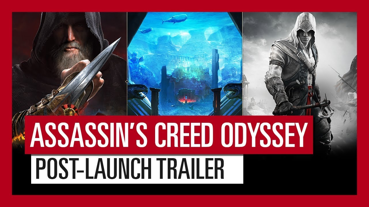 Assassin's Creed Odyssey gets Season Pass, Assassin's Creed