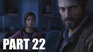 The Last Of Us Remastered Grounded Walkthrough Part 22 - The Science Building No Damage Ps4