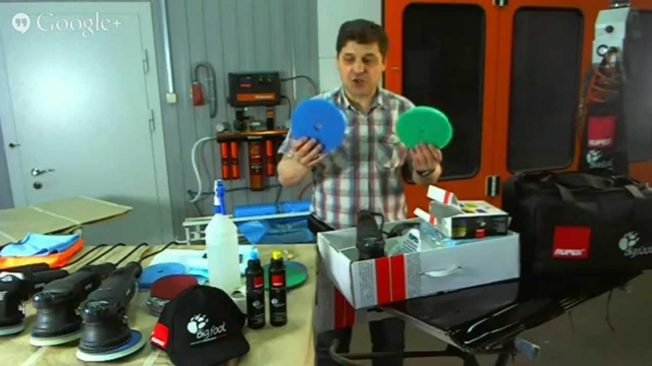 Круг для полировки авто за 3$ - YouTube