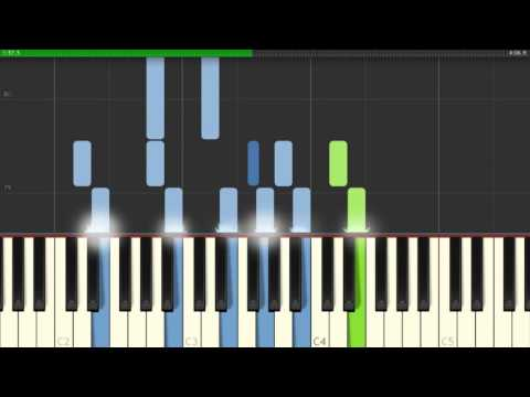 Lana Del Rey - 13 Beaches - Piano Tutorial