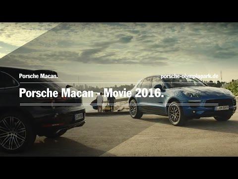 Porsche Macan - Movie 2016