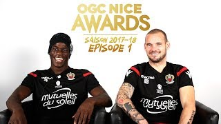 OGC Nice Awards 2017 : épisode 1