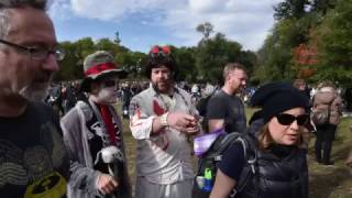 Halloween at Fort Greene 2016