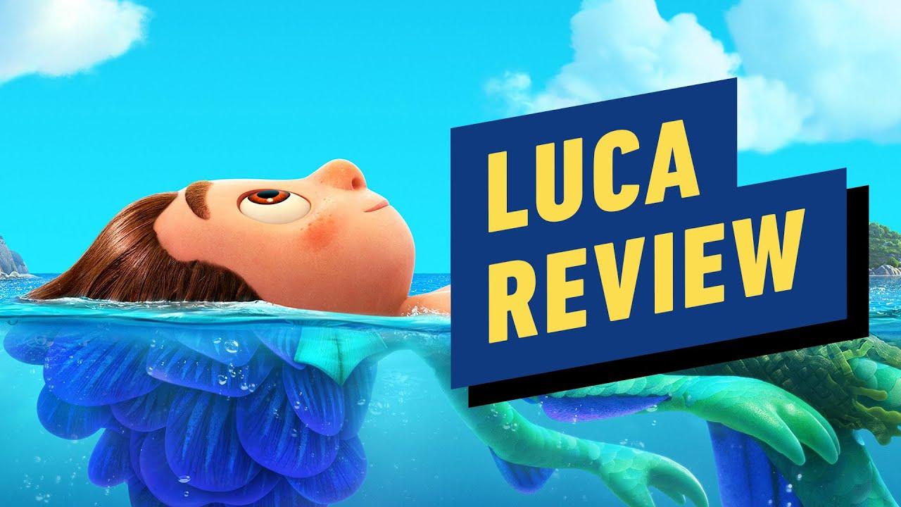 Pixar's Luca Review (2021)