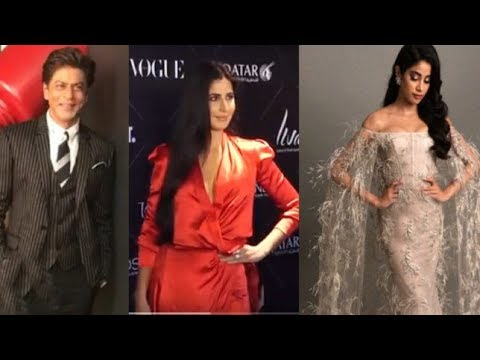 Bollywood Celebs at Vogue Beauty Awards 2018