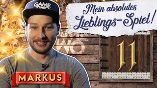 Mein Lieblingsspiel: Markus | Game Two Adventskalender #11