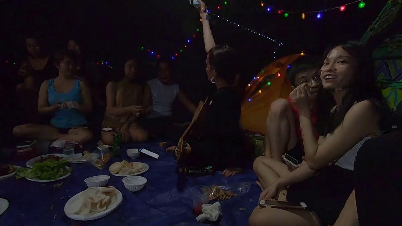 Uống Rượu Pha Sting Nữ Phượt Thủ Nhận Cái Kết