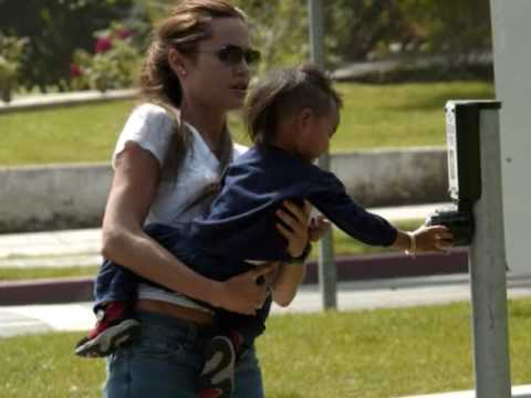 Angelina Jolie & Maddox JoliePitt  What a Difference You've Made
