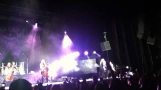 I Don't Care - Apocalyptica @Auditorio Banamex, Monterrey, México 28/01/12