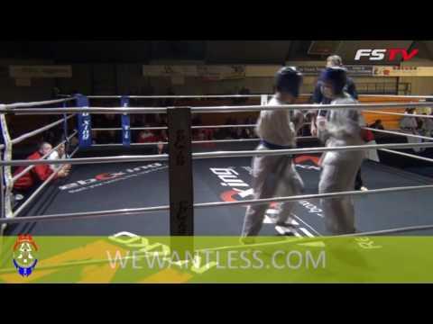 Junior Fights OECKK 19 03 2017 Den Haag-The Hague Netherlands