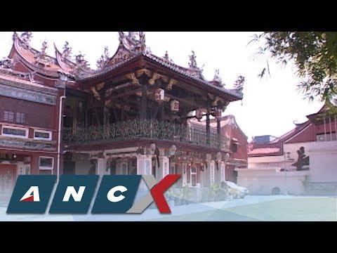 Malaysia's Chinese heritage at Penang Island   ANC-X Executive Class