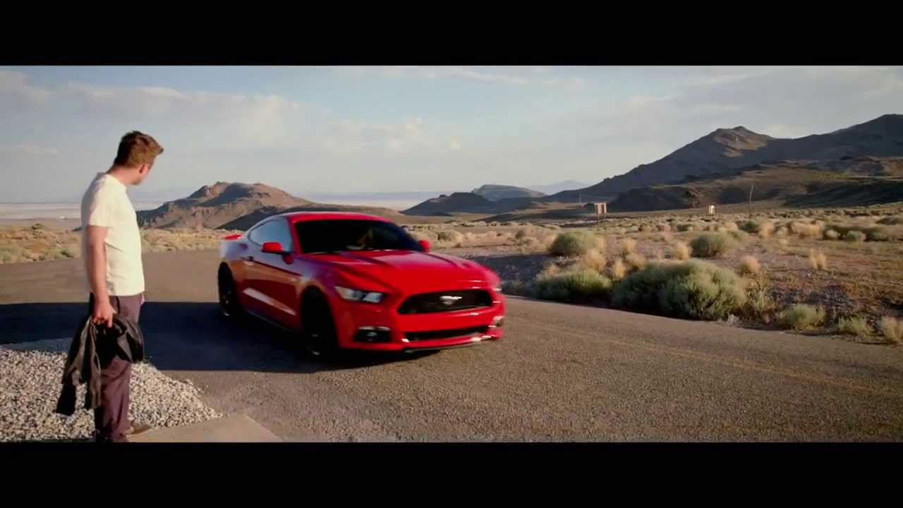 2015 Ford Mustang Screen Debut In Need For Speed Youtube
