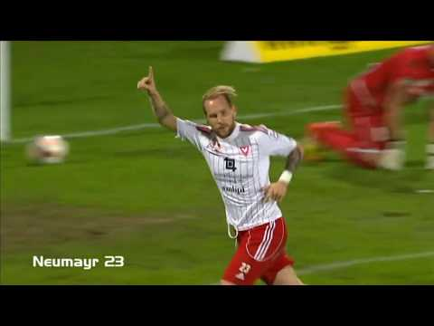 Highlights Markus Neumayr 2013 14 FC Vaduz