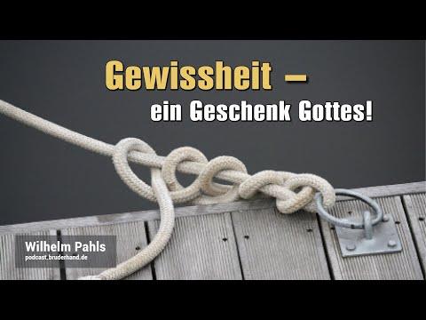 56:39 Läuft gerade Heilsgewissheit – Gottes Geschenk und Auftrag an dich – Wilhelm Pahls