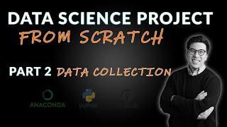 Data Science Project From Scratch - Part 2 (Data Collection)