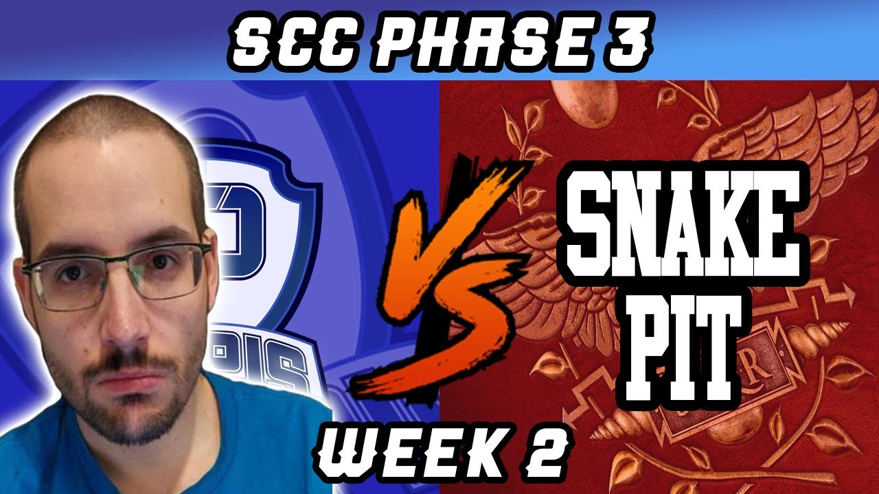 The PAPIS vs The Snake Pit | Highlights SCC 2020 Season 7 Phase 3 | Week 2