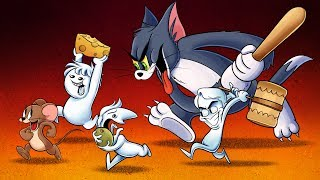 Oney Plays Tom and Jerry (SNES)