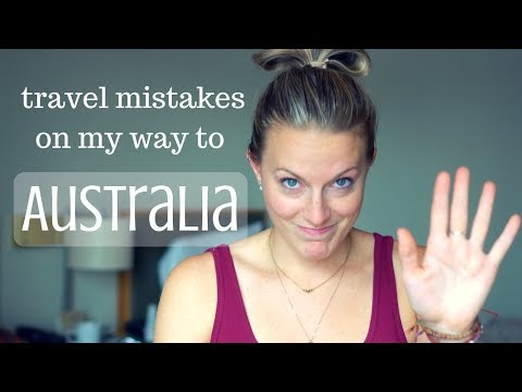 I can't believe these travel mistakes!