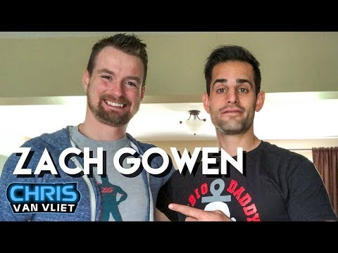Zach Gowen: Vince McMahon Saved My Life, AEW, Bleeding Against Lesnar, Drug Addiction