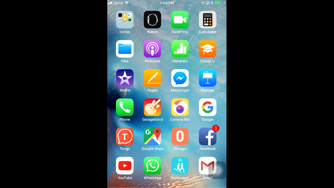 How to install Myanmar Font & Keyboard in IPhone 6 Plus
