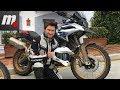 BMW F 750 GS / F 850 GS | Presentación / Primera Prueba / Test / Review en español | motos.net