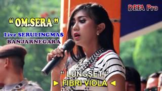 Lungset (House Music) - FIBRI VIOLA OM.SERA Live Serulingmas