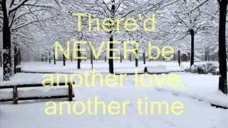 Love Story- Where do i begin? Lyrics Andy Williams