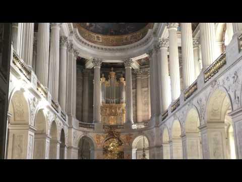 Palace Of Versailles PART 1