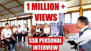 Live SSB Interview Part 1 by Maj Gen VPS Bhakuni, VSM (R) | SSB Sure Shot Academy, Bangalore