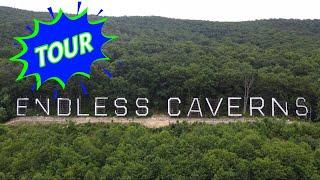 Endless Caverns Campground & Rν Resort Tour in New Market, Virginia