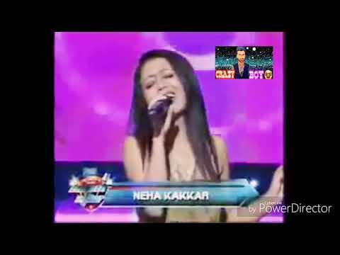 neha kakkar indian idol first audition 2006