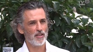 """Enrico Lo Verso racconta il film """"Lamerica"""" di Gianni Amelio"""