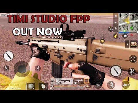 PUBG MOBILE TIMI - FPP DESERT MAP - - NORMAL SETTING GRAPHICS