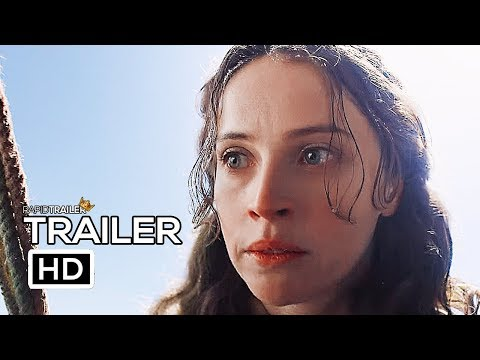 THE AERONAUTS Official Trailer #2 (2019) Felicity Jones, Eddie Redmayne Movie HD