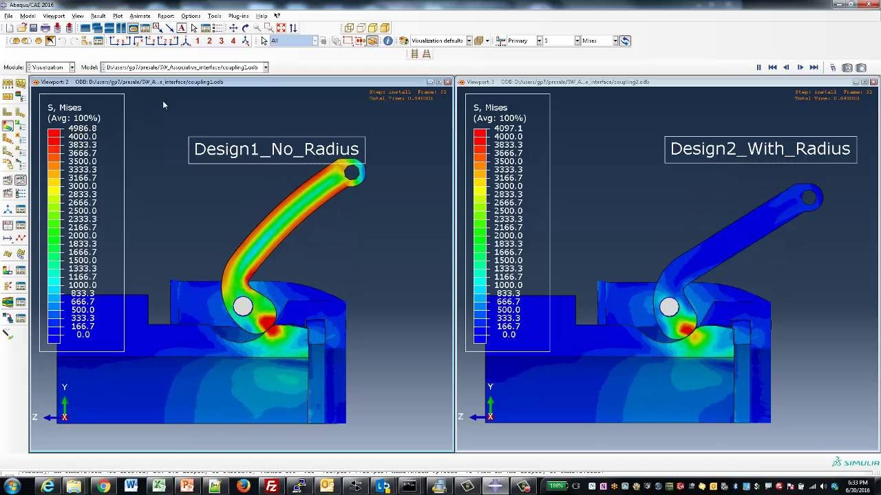 from cad to cae new opportunity with solidworks associative