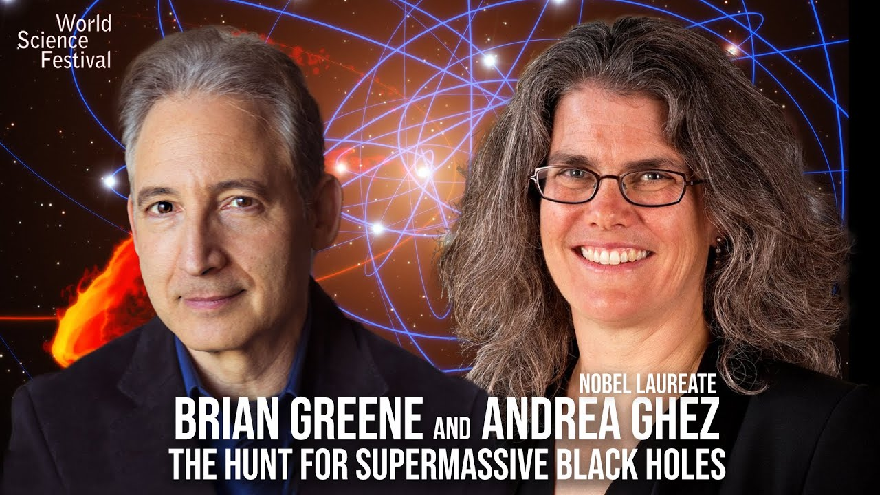 Brian Greene and Andrea Ghez: World Science U Q+A Session