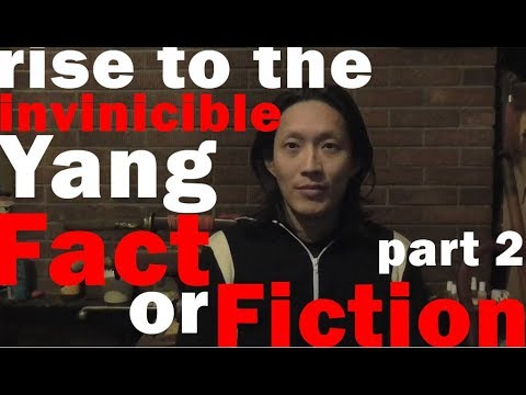 TirEssence: Fact or Fiction ep1 Rise to the Invincible Yang part 2