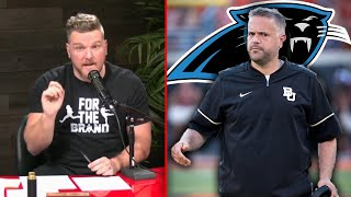 Panthers Hire Matt Rhule As Head Coach?!