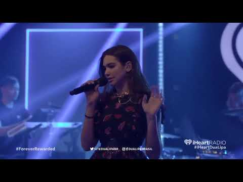 "Dua Lipa Performs ""New Rules"" LIVE at iHeart Radio Festival 2017"
