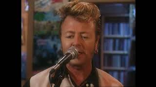 Stray Cats , Rumble in Brighton, Brian Setzer.