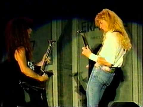 Megadeth - Live At Rock In Rio 1991 [Full Concert] /mG