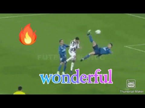 Ronaldo best legendary moments