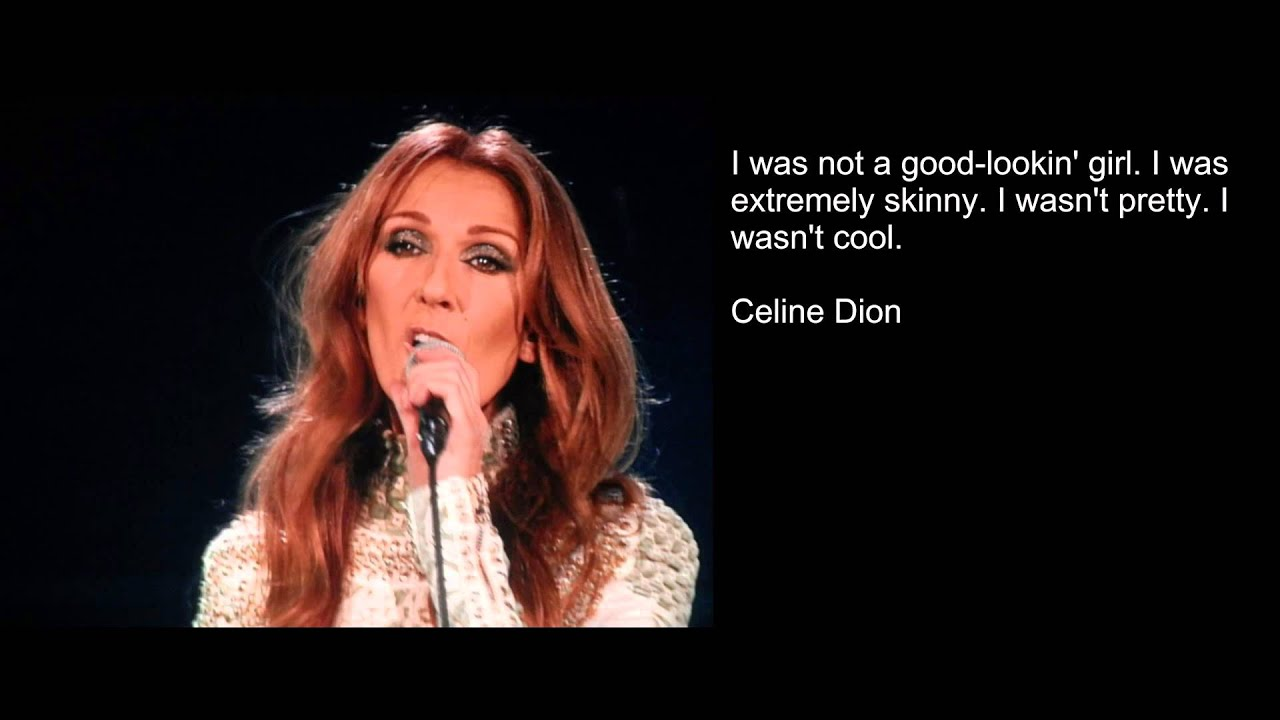 TOP 25 QUOTES BY CELINE DION (of 85) | A-Z Quotes