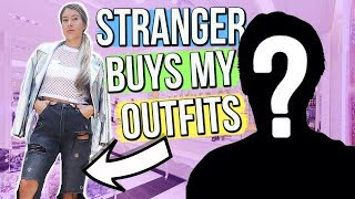 I LET STRANGERS PICK MY OUTFITS! Shopping Challenge 2017!