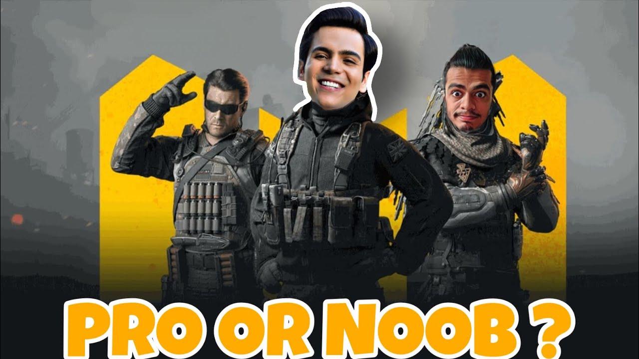 PRO OR NOOB ? | GAME EDITION |RAJ ANADKAT |