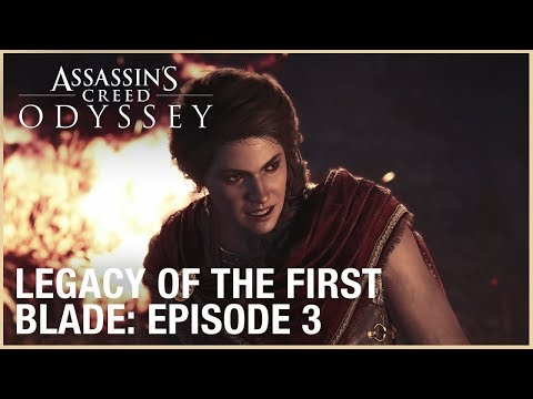 Assassin's Creed Odyssey: Legacy of the First Blade | Episode 3 | Ubisoft [NA] thumbnail