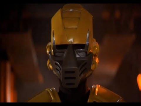 Mortal Kombat: Annihilation — Cyrax fight
