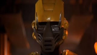 Mortal Kombat: Annihilation — Cyrax fight scene