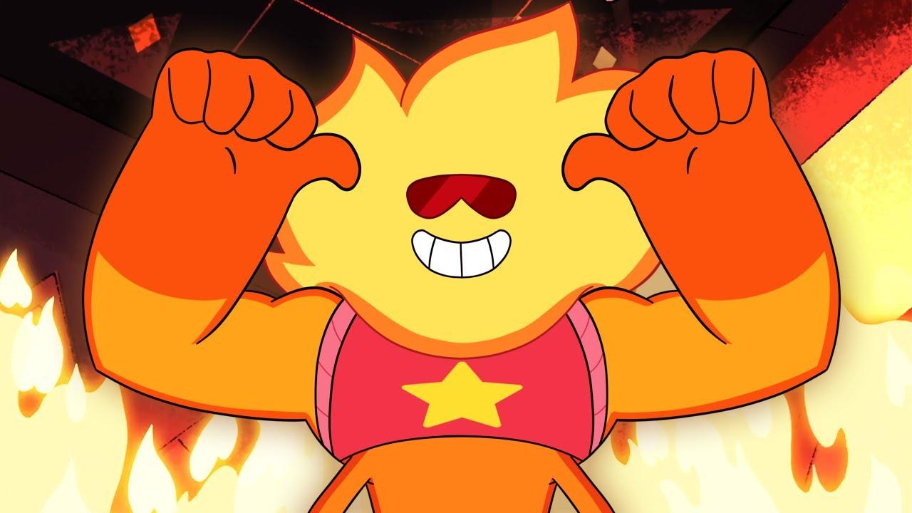 Download New Sunstone Fusion Breakdown! - Steven Universe