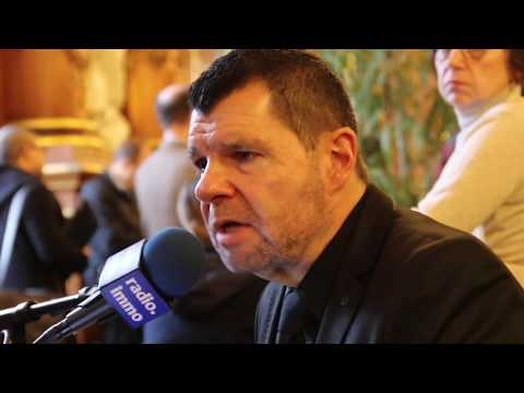 Interview de Julien Souchon au 6ème Forum parisien de l'éco-rénovation en copropriété